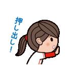 ゆる〜い広島弁スタンプ(スポーツ編)(個別スタンプ:6)