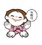 手話スタンプ・バージョン2(個別スタンプ:01)