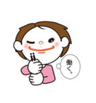 手話スタンプ・バージョン2(個別スタンプ:06)