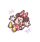 ミニーマウス(パステルカラー)(個別スタンプ:04)