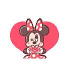 ミニーマウス(パステルカラー)(個別スタンプ:06)