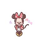 ミニーマウス(パステルカラー)(個別スタンプ:14)