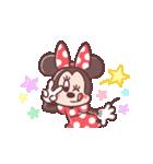 ミニーマウス(パステルカラー)(個別スタンプ:15)