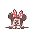 ミニーマウス(パステルカラー)(個別スタンプ:16)