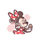 ミニーマウス(パステルカラー)(個別スタンプ:23)