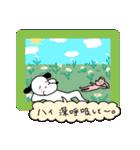 WanとBoo (あき編)(個別スタンプ:25)