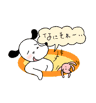 WanとBoo (あき編)(個別スタンプ:36)
