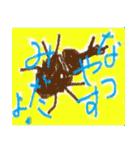 coosanのクレヨン画風スタンプ(個別スタンプ:5)