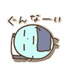 水玉ちゃん*日常*リアクション(個別スタンプ:36)