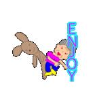HAPPY-BABA(個別スタンプ:02)