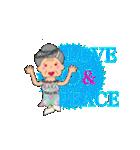 HAPPY-BABA(個別スタンプ:03)