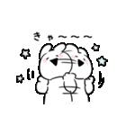 すこぶるウサギ【ハイテンション】(個別スタンプ:35)