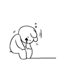 すこぶるウサギ【ハイテンション】(個別スタンプ:38)