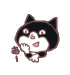 ハチワレ猫のにゃむねこ(個別スタンプ:24)