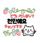 【韓国語】あなたなら使いこなせるわ改訂版(個別スタンプ:13)