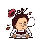大人ぷりてぃマダム[秋](個別スタンプ:28)
