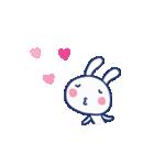 ほぼ白うさぎ12(LOVE編)(個別スタンプ:14)