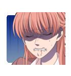 TVアニメ「ヲタクに恋は難しい」(個別スタンプ:8)
