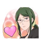 TVアニメ「ヲタクに恋は難しい」(個別スタンプ:20)