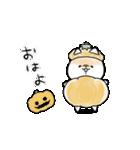 ほんわかしばいぬ<秋>(個別スタンプ:2)