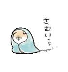 ほんわかしばいぬ<秋>(個別スタンプ:5)