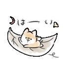 ほんわかしばいぬ<秋>(個別スタンプ:18)