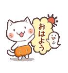 かぼちゃパンツの猫 2018(個別スタンプ:01)