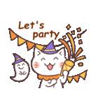 かぼちゃパンツの猫 2018(個別スタンプ:10)