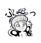 妖精とさやかちゃん(個別スタンプ:10)