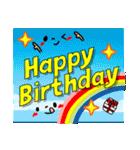 誕生日おめでとう SET 2(個別スタンプ:2)