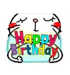誕生日おめでとう SET 2(個別スタンプ:6)