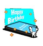 誕生日おめでとう SET 2(個別スタンプ:9)