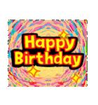 誕生日おめでとう SET 2(個別スタンプ:11)