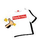 誕生日おめでとう SET 2(個別スタンプ:25)