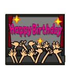 誕生日おめでとう SET 2(個別スタンプ:28)
