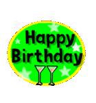 誕生日おめでとう SET 2(個別スタンプ:30)