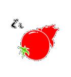 トマト好きのためのきなりちゃん(個別スタンプ:24)
