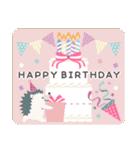 大人の誕生日お祝い♥春夏秋冬季節イベント(個別スタンプ:03)