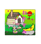 HAPPY-JIJI(個別スタンプ:08)