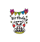 ねこ♡ほっこりスタンプ4【ゆる敬語】(個別スタンプ:01)