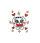 ねこ♡ほっこりスタンプ4【ゆる敬語】(個別スタンプ:31)