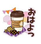 大人かわいい日常&ハロウィン♥(個別スタンプ:06)