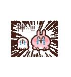 ゆるっと動く!カナヘイのピスケ&うさぎ3(個別スタンプ:09)