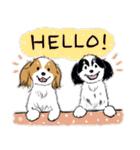 LUCY & PENELOPE (英語版)(個別スタンプ:02)