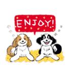 LUCY & PENELOPE (英語版)(個別スタンプ:05)