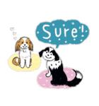 LUCY & PENELOPE (英語版)(個別スタンプ:13)