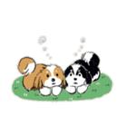 LUCY & PENELOPE (英語版)(個別スタンプ:14)