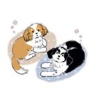 LUCY & PENELOPE (英語版)(個別スタンプ:25)