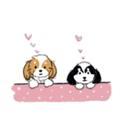 LUCY & PENELOPE (英語版)(個別スタンプ:28)