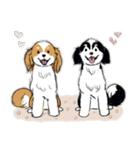 LUCY & PENELOPE (英語版)(個別スタンプ:30)